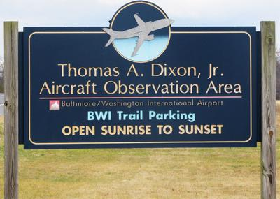 Thomas A. Dixon Observation Area